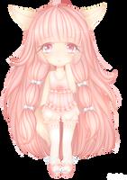 Pink Paradise by Kaidachu