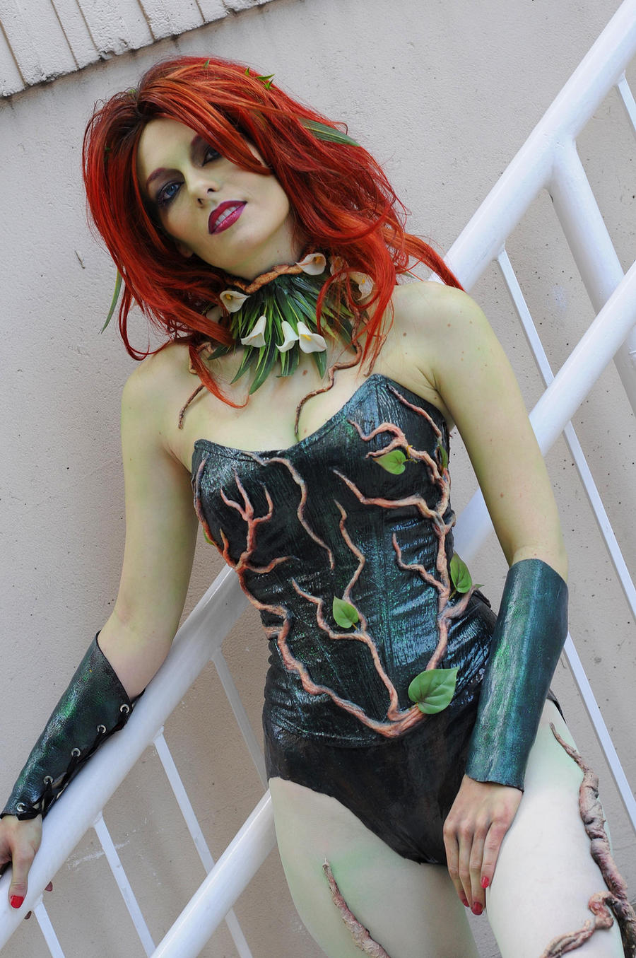 Poison Ivy by popecerebus