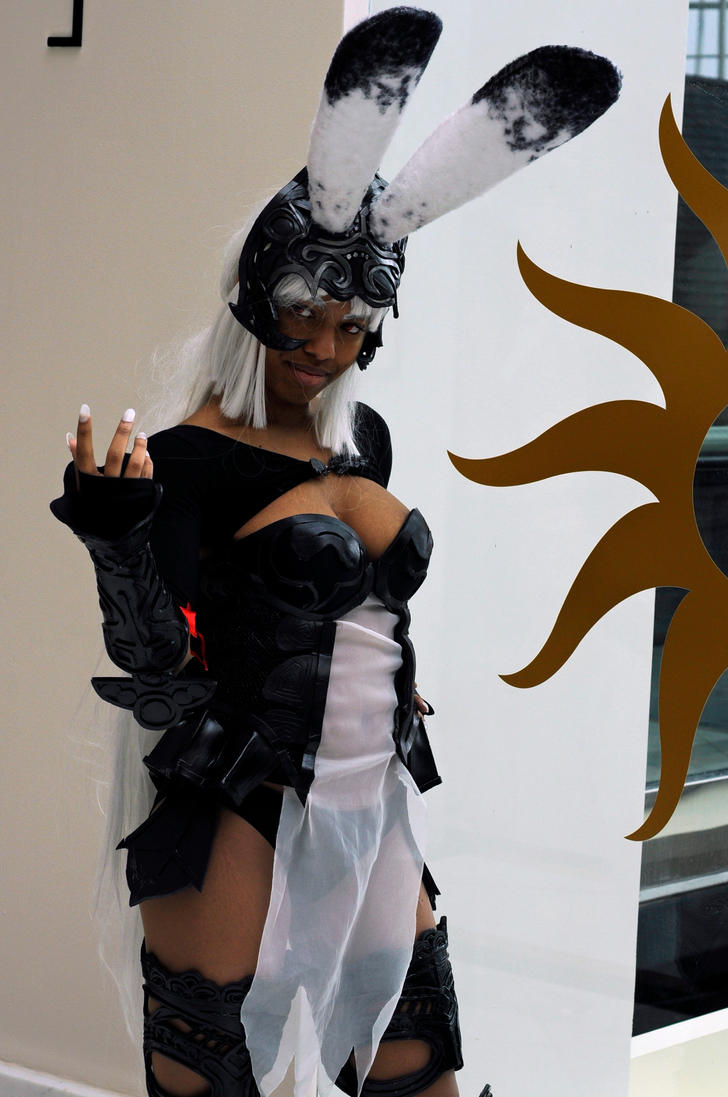 Fran from Final Fantasy XII - Game Art & Cosplay Gallery
