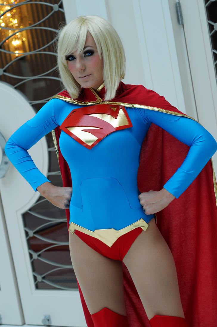 Supergirl - 4 by popecerebus
