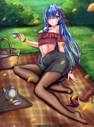 Picnic with Rem