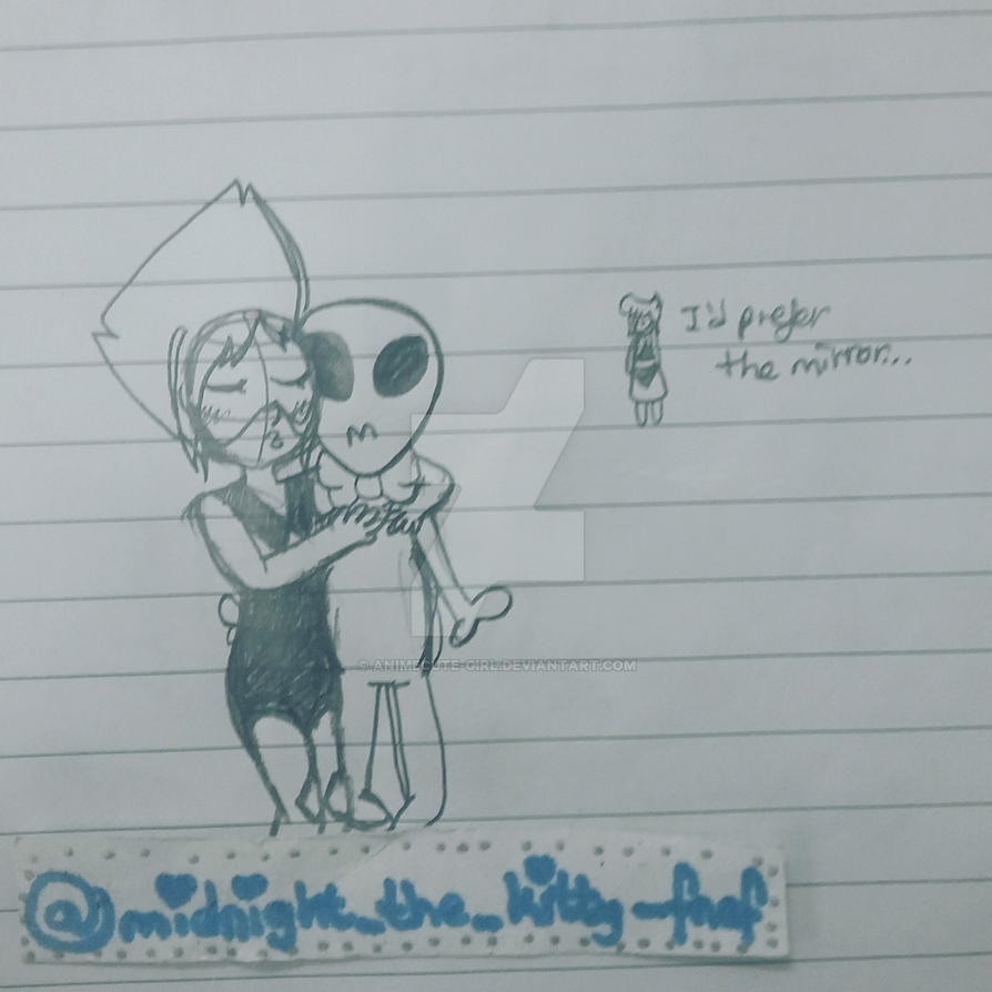 Some Old Sketch From My Notebook :/ by animecute-girl