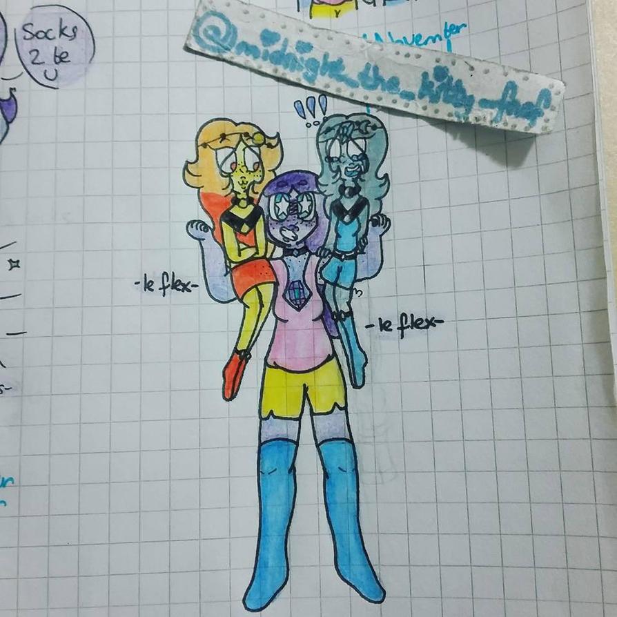 Strong bby by animecute-girl