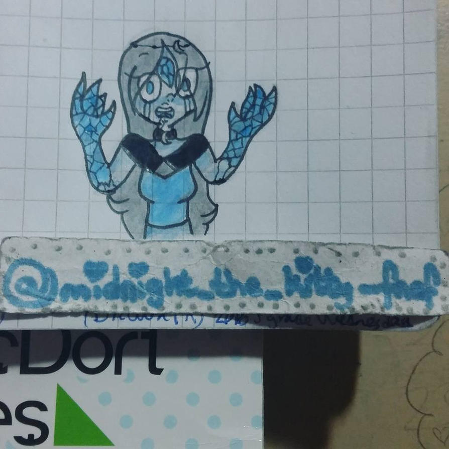 Moonstone Getting Corrupted Finished W.I.P. by animecute-girl