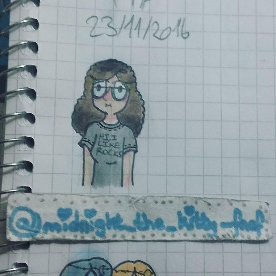 Dat Me by animecute-girl