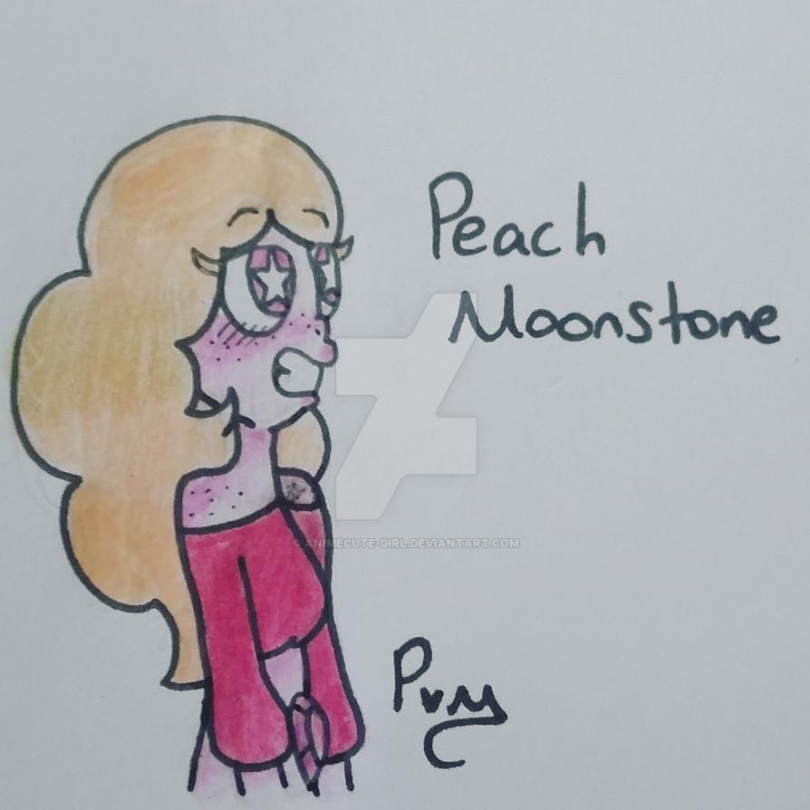 Peach Moonstone by animecute-girl