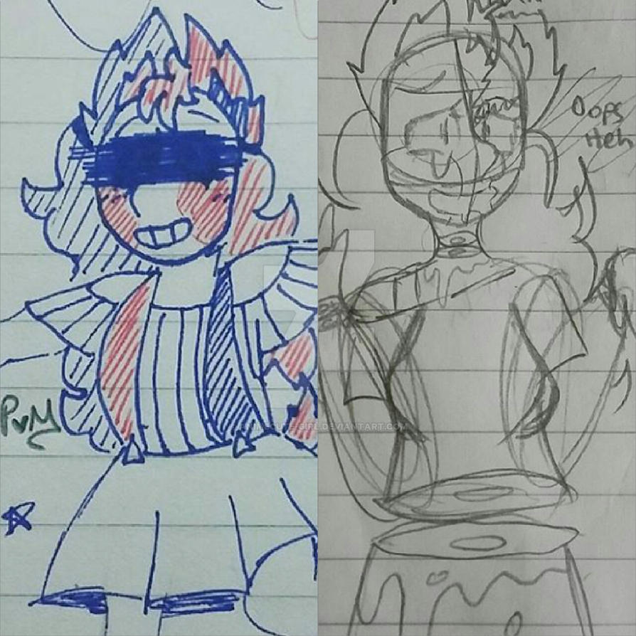 More Edgy Old Shit Of This Hoe by animecute-girl