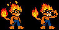 Heckfire sprites-Ness version by Heckfire