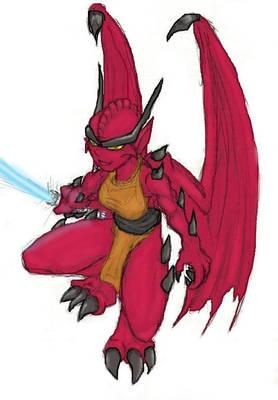SW: Padawannabe Kreeg colored by Orin