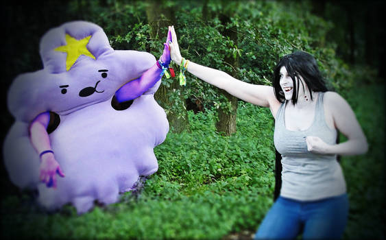 Lsp and marceline