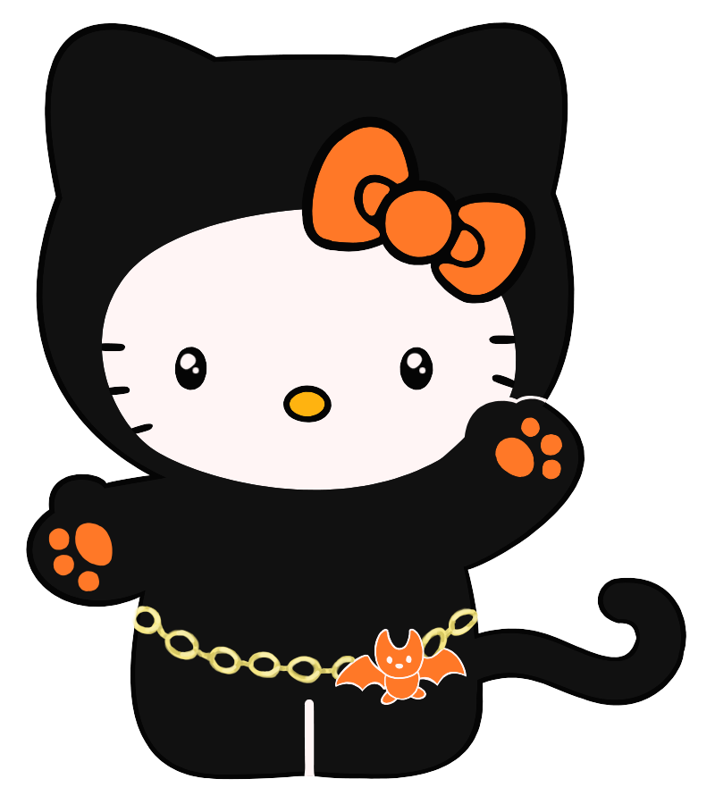 hello kitty halloween