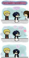 Johnlock Moments ~ It was kind