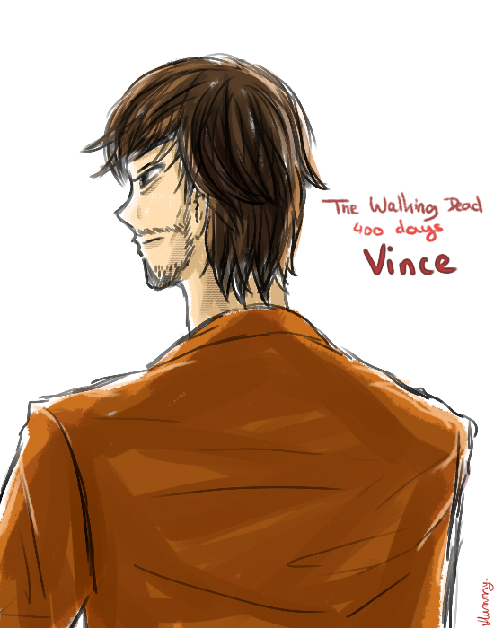 TWD - 400 days : Vince by Reikiwie