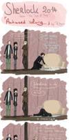 This is awkward - Sherlock BBC