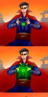 How to open the eye of Agamotto