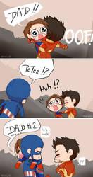 Superfamily Reunion by Reikiwie