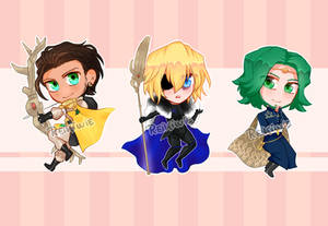 FE3H - Charms