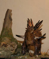 Stegosaurus sp from Middle Jurassic of Russia by Maastriht123