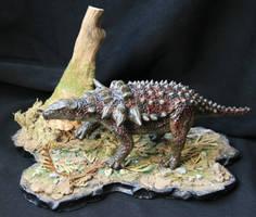 Nodosauridae sp. of Kungur by Maastriht123