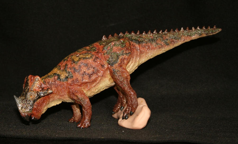 Platyceratops tatarinovi by Maastriht123