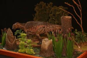 Aralosaurus tuberiferus by Maastriht123