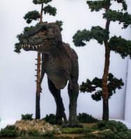 Tyrannosaurus rex by Maastriht123
