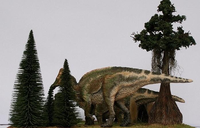 Udurchukan Formation.Amurosaurus riabinini. by Maastriht123