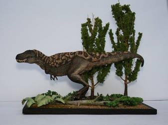 Tarbosaurus bataar. by Maastriht123