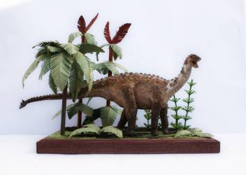 Shunosaurus lii by Maastriht123
