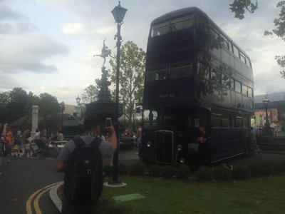 The Night Bus I