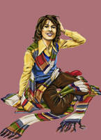 Sarah Jane Smith by Nemo-the-Everbeing