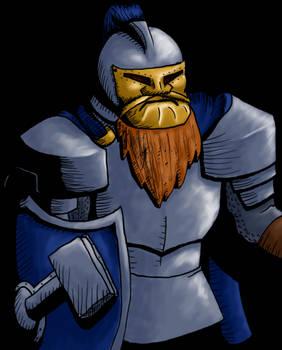 tHoT: Masked Dwarf