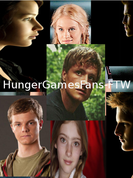 Logo for HungerGamesFans-FTW by hglover210