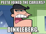 Peeta and the Careers by hglover210