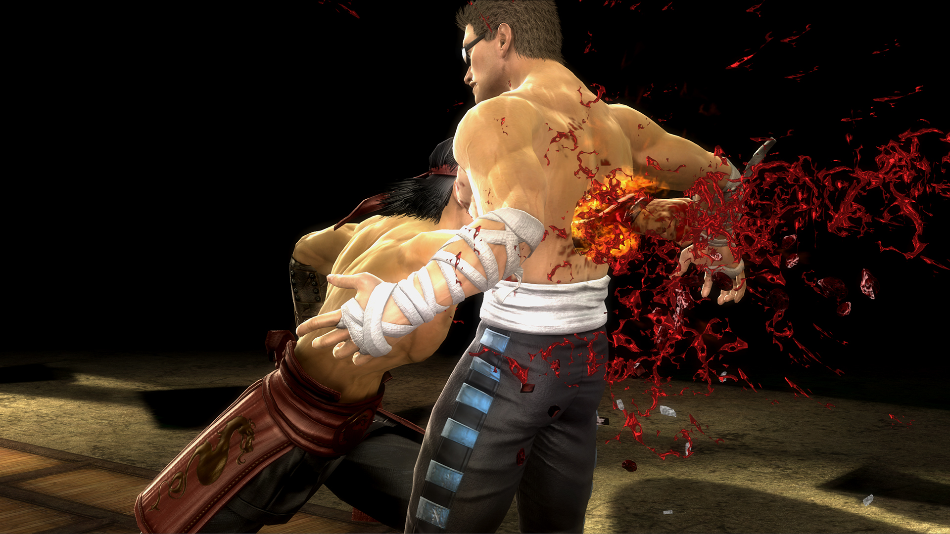 Mortal Kombat Komplete Edition (PC) |OT| A Warrior's Death