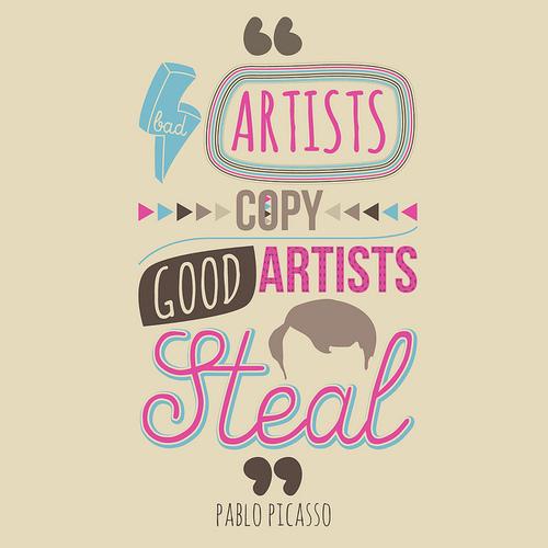 Pablo Picasso Art Quotes. QuotesGram