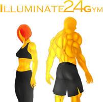 Illuminate 24 gym Chars