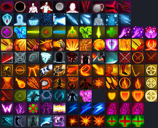 Ship Of Heroes Abilitie Icons