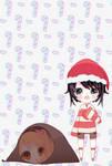 Senpai!~ Merry Christmas..