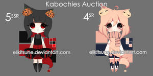 ORIGINAL SPECIES KABOCHIE AUCTION - closed