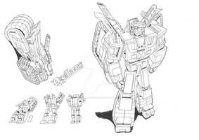 Transformers IDW Crookshank!