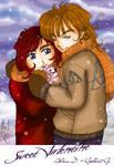 Albus And Gellert Valentine