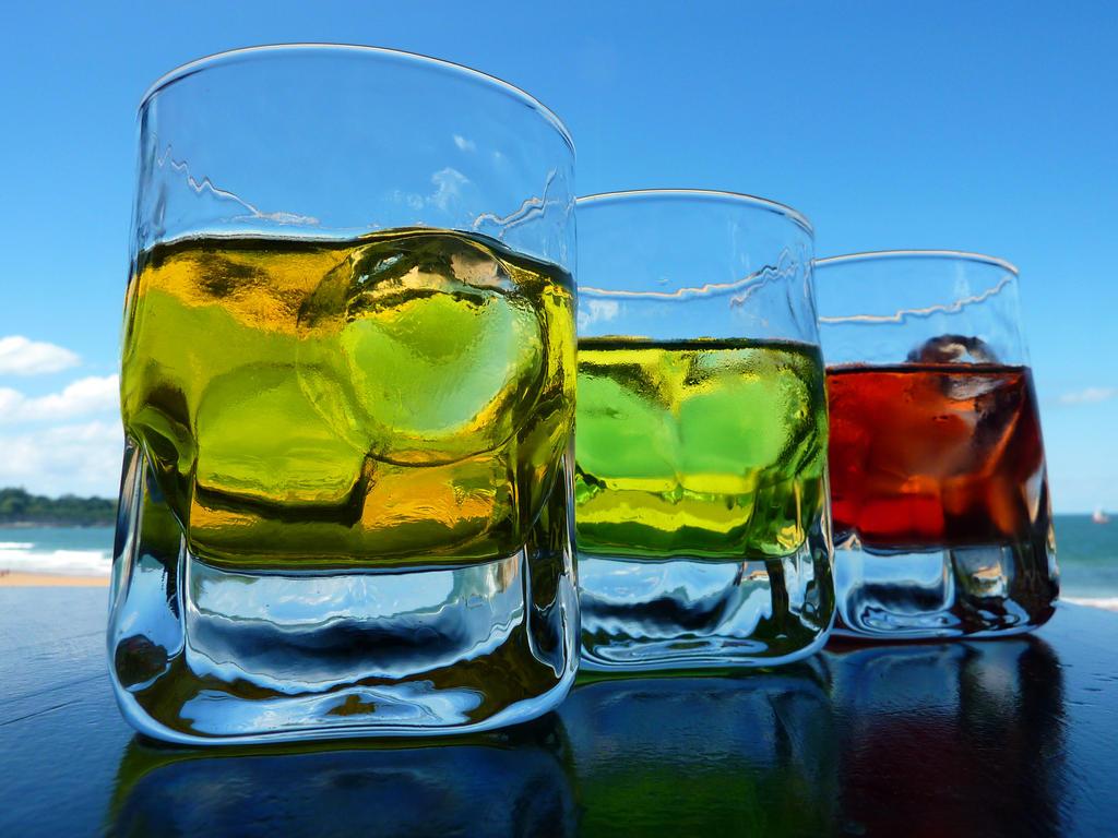 Color Drinks by AidaJH