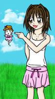 Noriko und Spooky