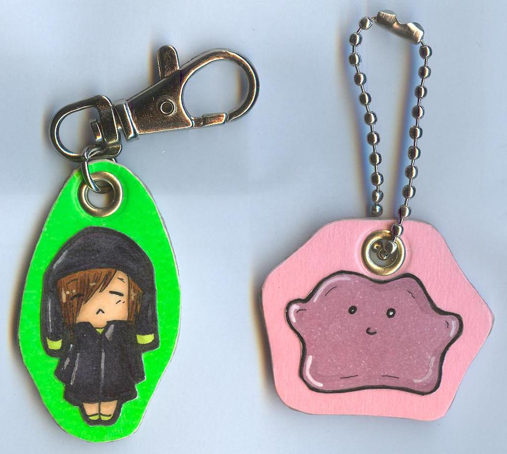 Key chains *A*