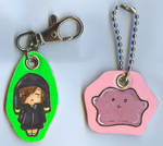 Key chains *A*