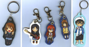 Have some more keychains