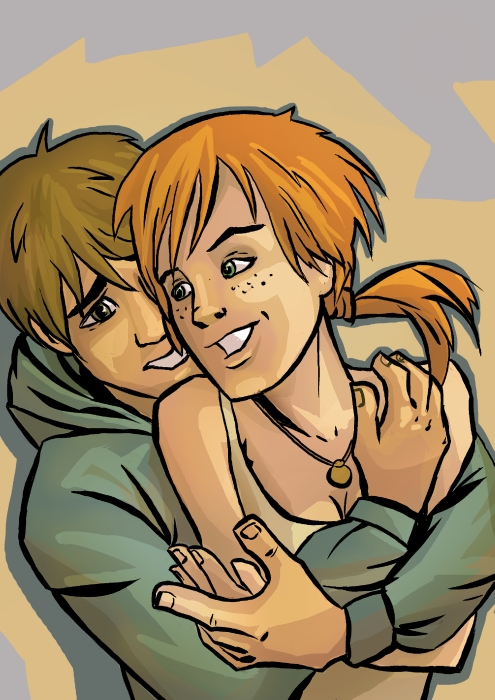 Hugs by 6vedik