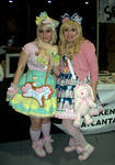 MTAC 2012: Lolita Girls by DaisyPhantom