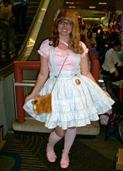 MTAC 2012: Lolita with Glasses 1 by DaisyPhantom